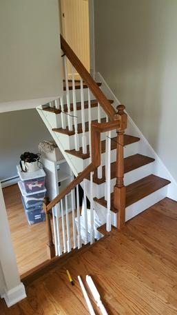 Stair Work