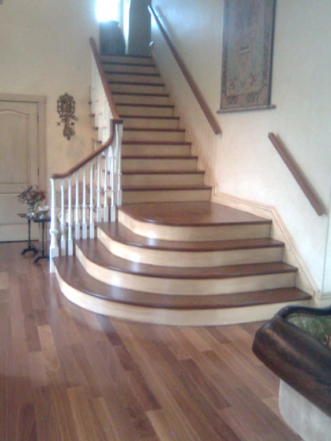 Bucks County Hardwood Floor Installation, Refinishing